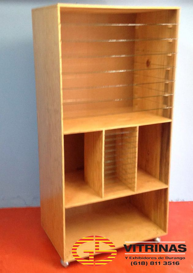 gabinete para organizar papel durango